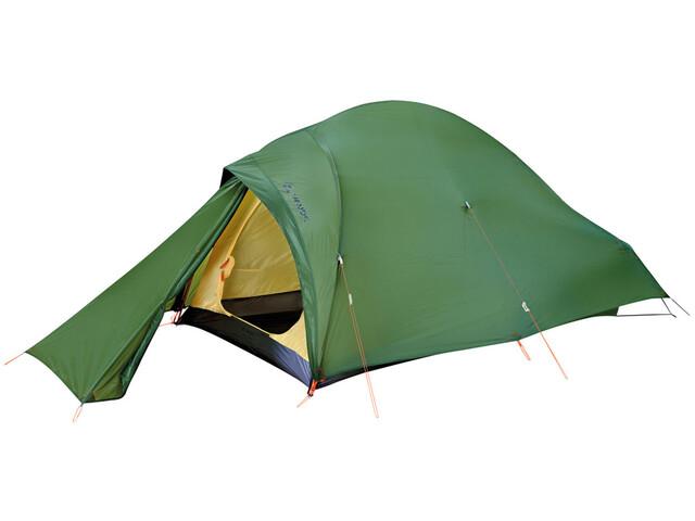 VAUDE Hogan UL 2P Telt, green